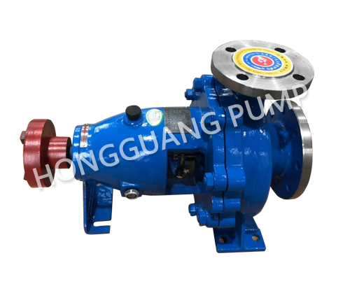 ISR chemical centrifugal pump