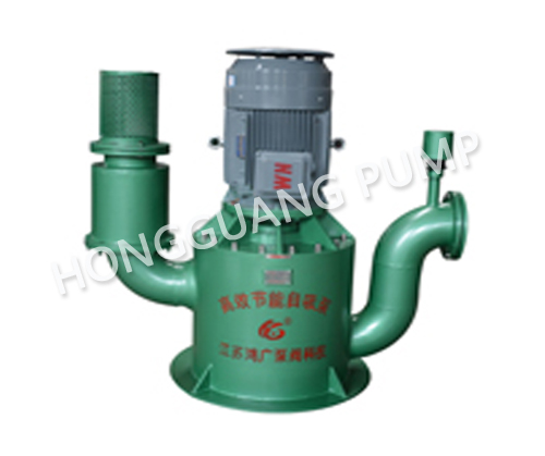 GWZB series high efficiency unsealed automatic control self-control pump